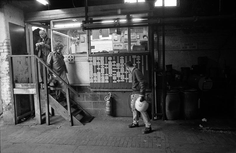 Tannery, Birkenhead